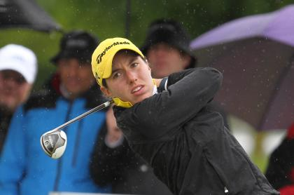 CigandaSiegerin Ladies German Open 2013