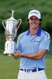 Rory McIlroy wins US Open 2011